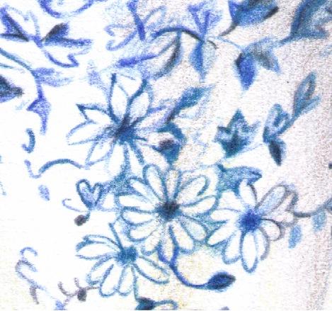 Dainty Blue